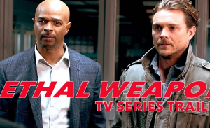 Lethal Weapon tv-serie