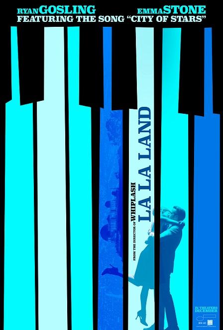 Nieuwe La La Land trailer met Ryan Gosling & Emma Stone