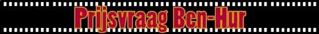 Prijsvraag Ben-Hur – Beëindigd