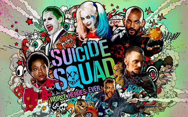 filmhoek recensie suicide squad