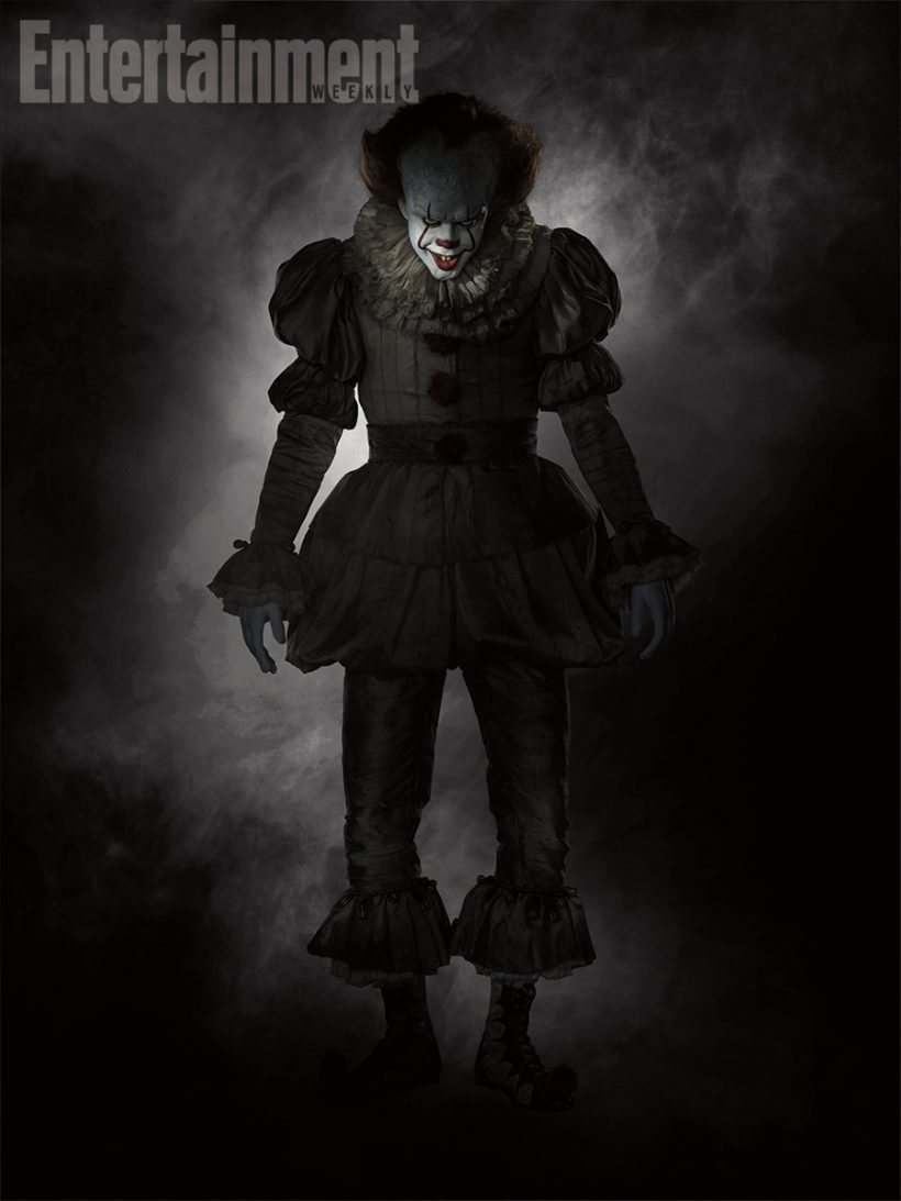 Pennywise's kostuum uit Stephen King's IT