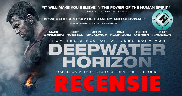 Recensie | Deepwater Horizon (Erik Jansen)