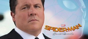 Jon Favreau's Happy Hogan