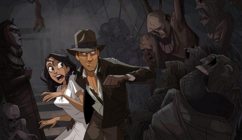 Nieuwe Indiana Jones animatie avontuur