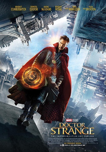 Nieuwe poster Marvel