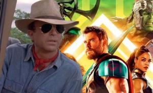 Sam Neill in Thor: Ragnarok