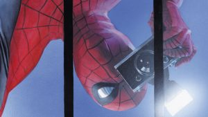 Foto's en video's vanaf set Spider-Man: Homecoming