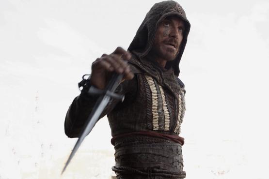 Nieuwe foto's uit Assassin's Creed film