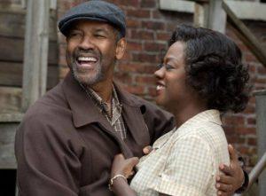 Eerste foto's Fences met Denzel Washington en Viola Davis
