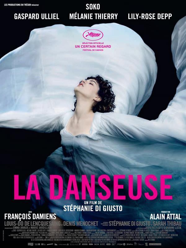 Prijsvraag La Danseuse