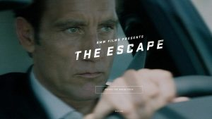 Trailer The Escape met Clive Owen