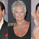 Daisy Ridley, Johnny Depp en Judi Dench in Murder on the Orient Express