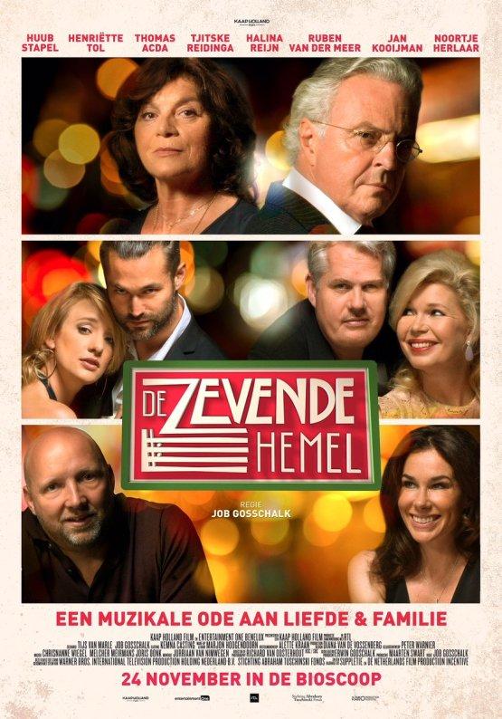 Trailer Nederlandse musicalfilm De Zevende Hemel