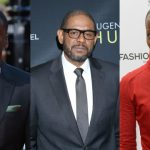 Forest Whitaker en anderen in Marvel's Black Panther