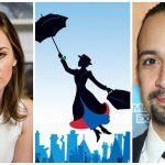 Lin-Manuel Miranda over Mary Poppins Returns