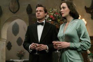 Nieuwe Allied trailer met Brad Pitt & Marion Cotillard