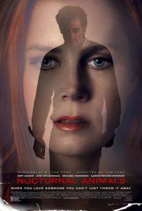 Nieuwe poster Nocturnal Animals met Amy Adams en Jake Gyllenhaal