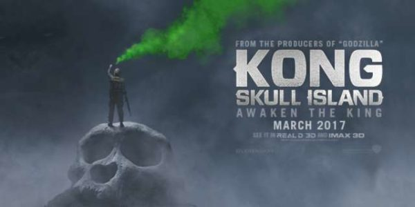 Teaser voor Kong: Skull Island