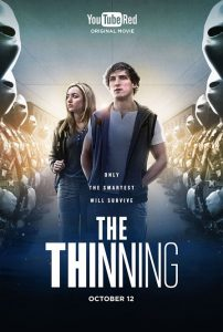 The Thinning trailer met Logan Paul and Peyton List