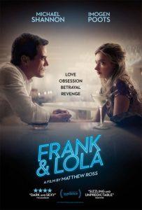 Trailer Frank & Lola met Michael Shannon en Imogen Poots