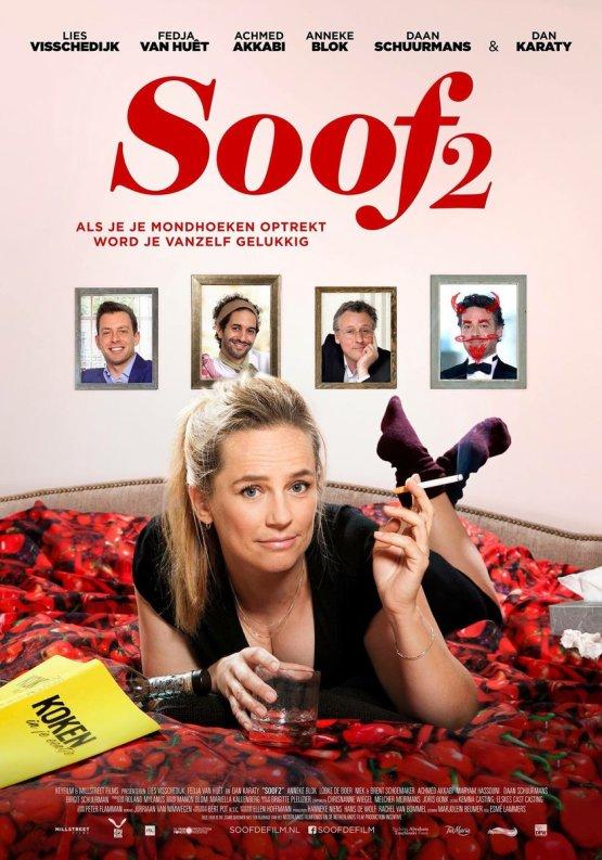 Volledige trailer en poster Soof 2