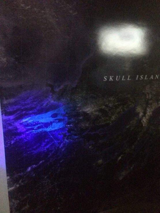 Geheimen op poster Kong: Skull Island