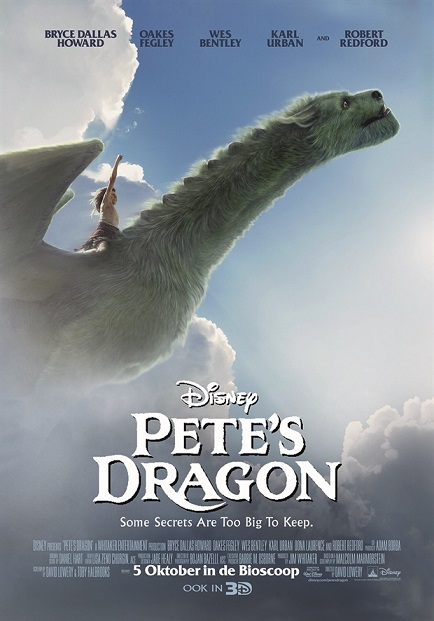 Recensie Pete's Dragon
