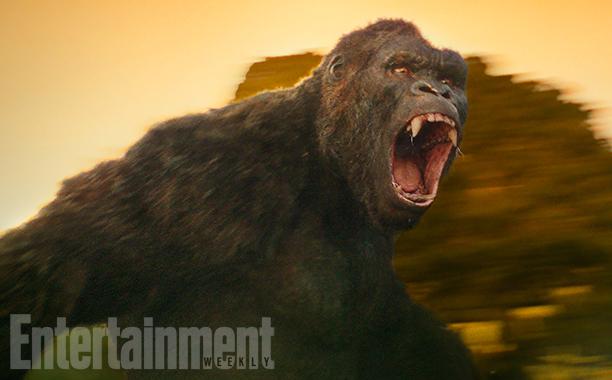 Eerste blik op nieuwe King Kong in Kong: Skull Island