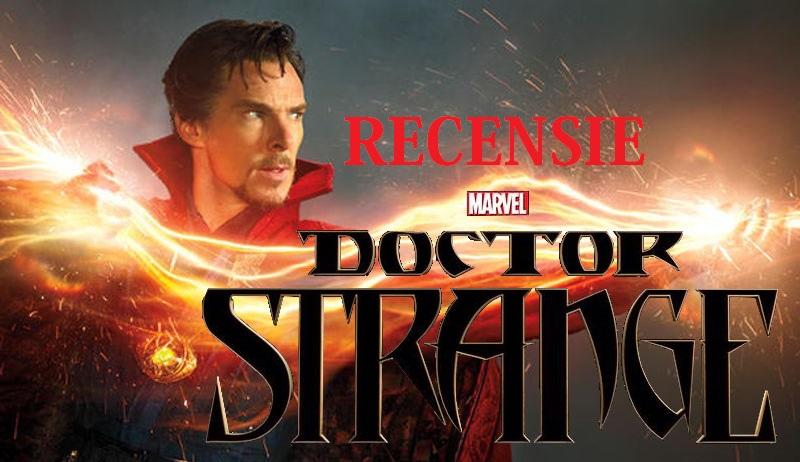 Recensie Doctor Strange (Marjolein Belzer)
