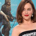 Emilia Clarke in Han Solo spin-off