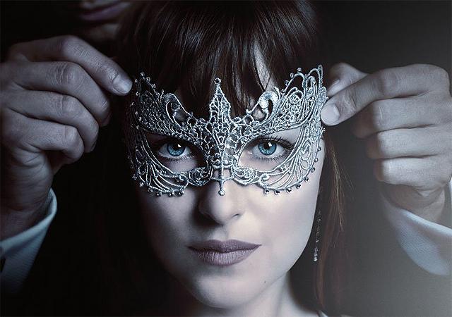 Fifty Shades Darker wordt R-rated met veel sexueel erotische content