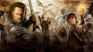 James Strong maakt J.R.R. Tolkien biopic Middle Earth