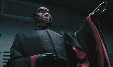X-Men slechterik Magneto overleden 1