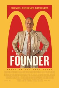 Nieuwe poster McDonald's-biopic The Founder