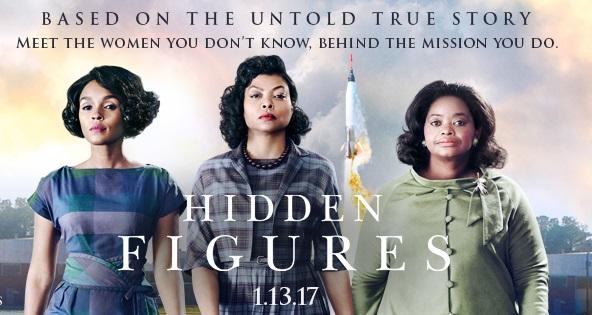 Nieuwe trailer Hidden Figures