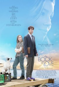 Trailer The Book of Love met Jason Sudeikis, Jessica Biel en Maisie Williams