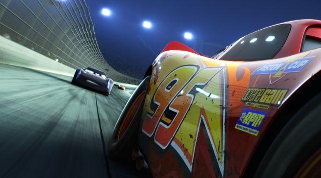 Teaser trailer voor Cars 3