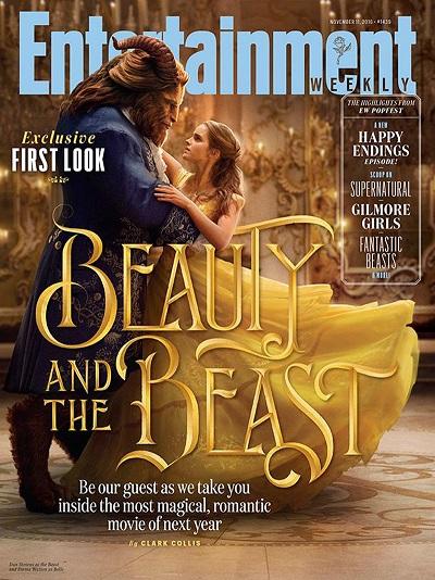 officiële blik op Disney's Beauty and the Beast
