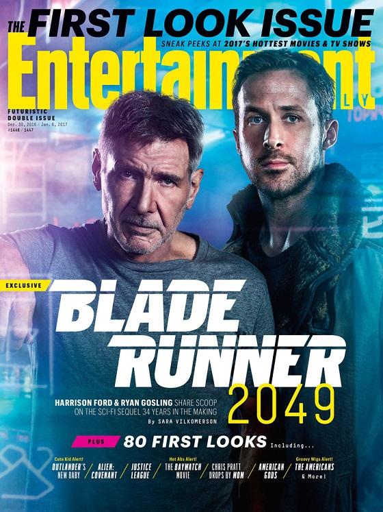 Nieuwe foto's Blade Runner 2049