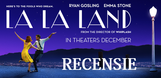 Recensie La La Land (Erik Jansen)