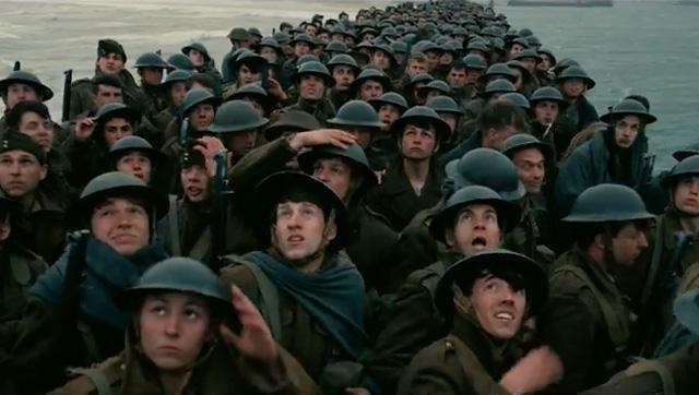 Nieuwe Trailer voor Christopher Nolan's Dunkirk