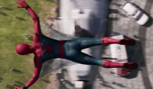 Eerste beelden Spider-Man: Homecoming