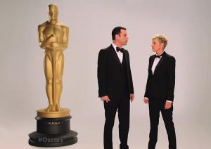 Jimmy Kimmel presenteert Oscars 2017