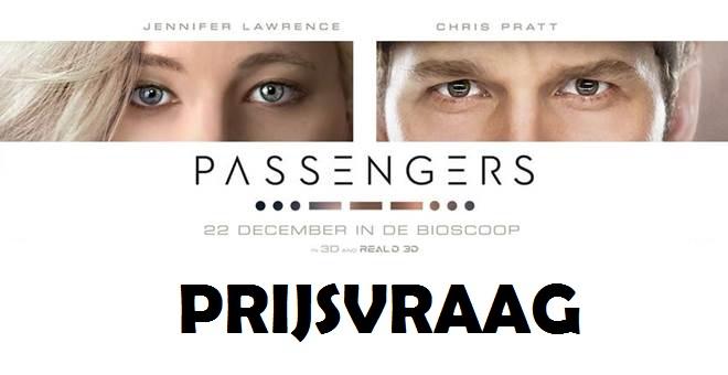 Prijsvraag Passengers – Beëindigd