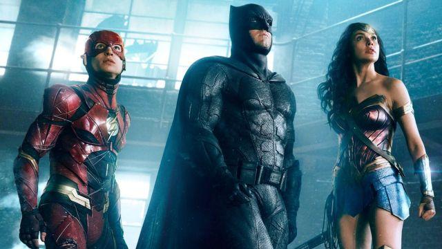Nieuwe foto DC's Justice League