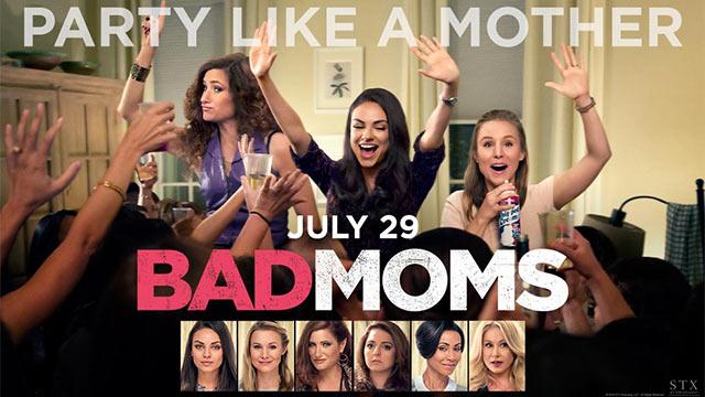 Bad Moms krijgt kerstsequel in 2017