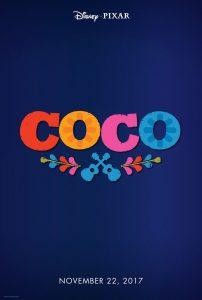 Eerste poster voor Disney•Pixar's Coco