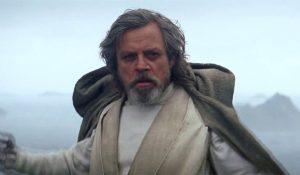 Mark Hamill over de titel The Last Jedi