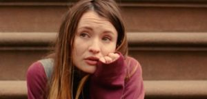 Emily Browning in teaser trailer Golden Exits