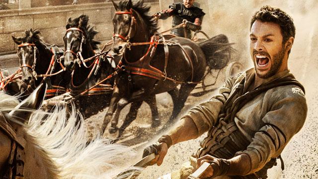 Hoofdrolspeler Jack Huston over floppen Ben-Hur